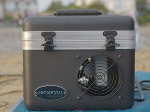 Gadget Man Features SensoryCo's SmX-1 Scent Generator